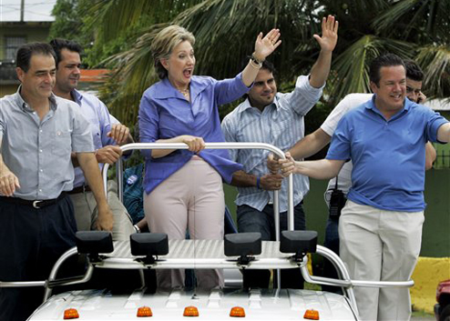 Hillarytruck