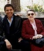 Barack grandmother