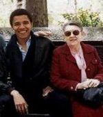 Barack grandmother